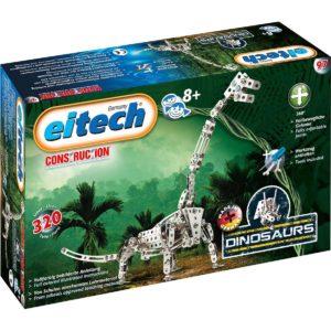 Металлический конструктор EITECH Динозавр-Брахиозавр