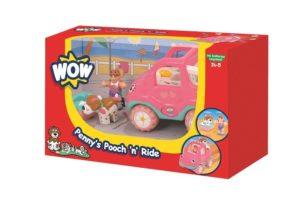 Машинка Пенни WOW 10110
